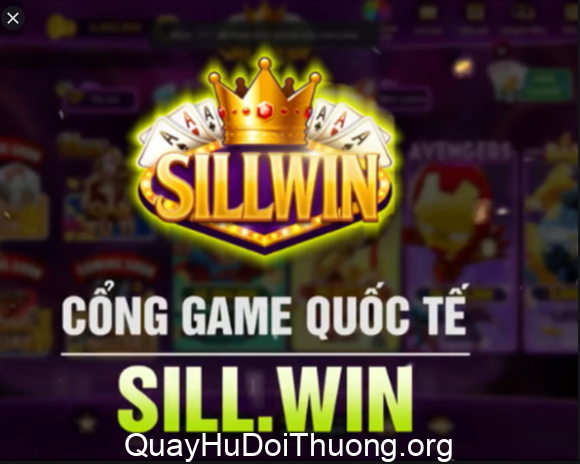 cổng game Sill.win